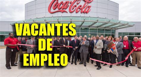 Empleo Coca Cola   TU EMPLEO AHORA