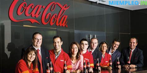 Empleo en Coca Cola Miempleo.in