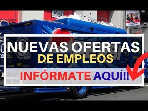 EMPLEOS EN PEPSICO | Oferta de Empleo | Busco Trabajo ...