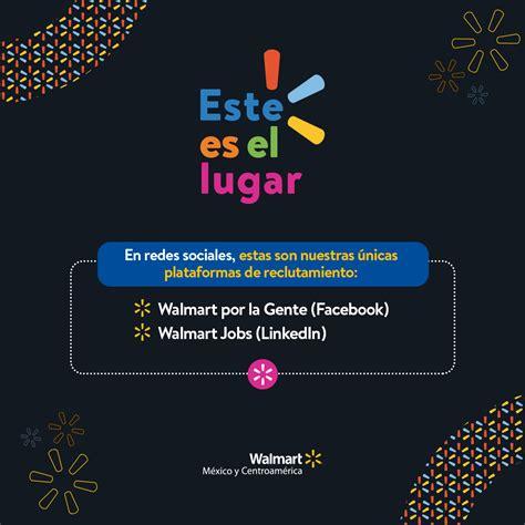 Empleos en Walmart México y Centroamérica