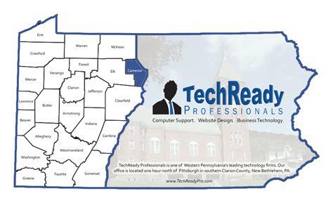 Emporium PA Website Design Cameron || TechReady