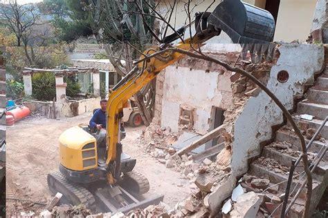 Empresa derribos y demoliciones de edificios Les ...