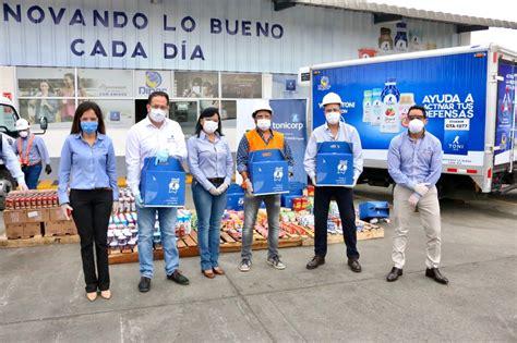 Empresas ecuatorianas se suman a la iniciativa «Dar una ...