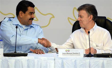 En 5 claves: Los acuerdos firmados entre Colombia y Venezuela