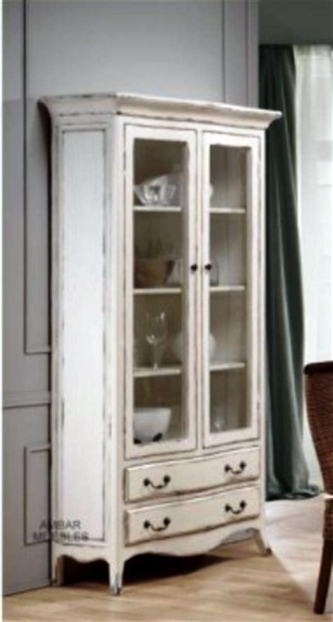 En busca de la vitrina vintage perfecta | Vintage Home Style