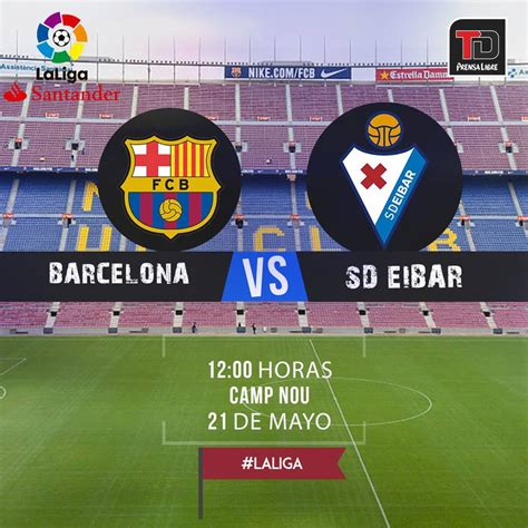 EN DIRECTO | Barcelona vs Éibar