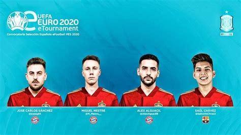 En Directo: Final de la UEFA eEuro 2020 de PES 2020 con ...