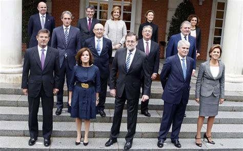 En directo: Primer consejo de ministros del nuevo Gobierno ...