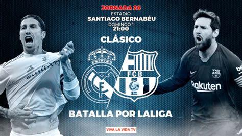 EN DIRECTO: Real Madrid   Barça desde la radio   YouTube