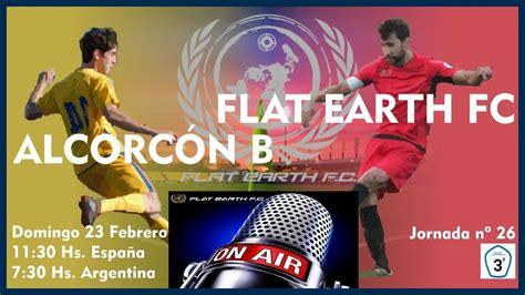 En Directo; Retransmitimos modo RADIO: Alcorcón B   Flat ...