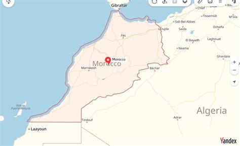 ¿En dónde queda Marruecos?