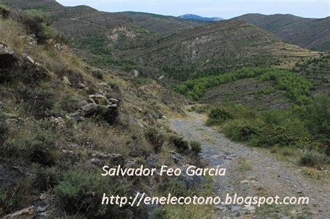 En el ecotono: Ruta de las icnitas  Soria La Rioja