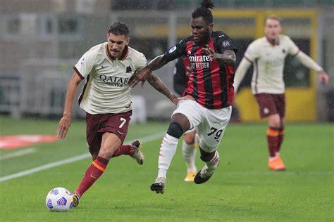 En el partido de la fecha, Milan y Roma igualaron 3 3 ...