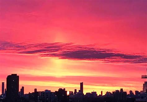 En fotos: el espectacular amanecer en Toronto   NM ...