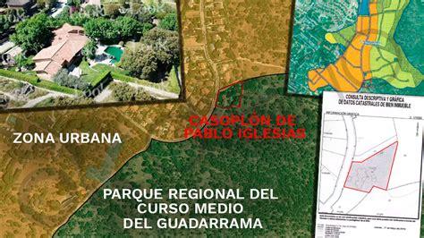 En Galapagar se preguntan:  ¿Y los ecologistas para cuándo ...