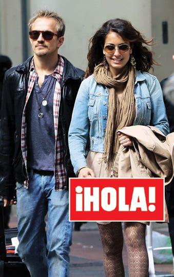 En ¡HOLA!: Jesse Johnson junto a Hiba Abouk en la Semana ...