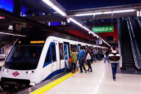 En Madrid extenderán una segunda línea de Metro al ...