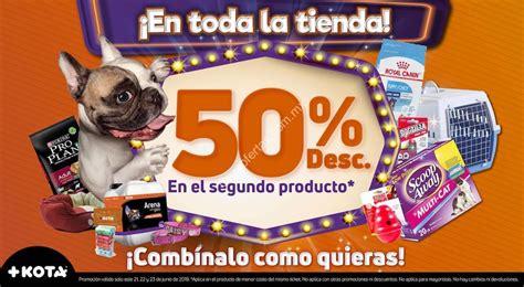 En Maskota 50% de descuento en el segundo producto o 25% ...