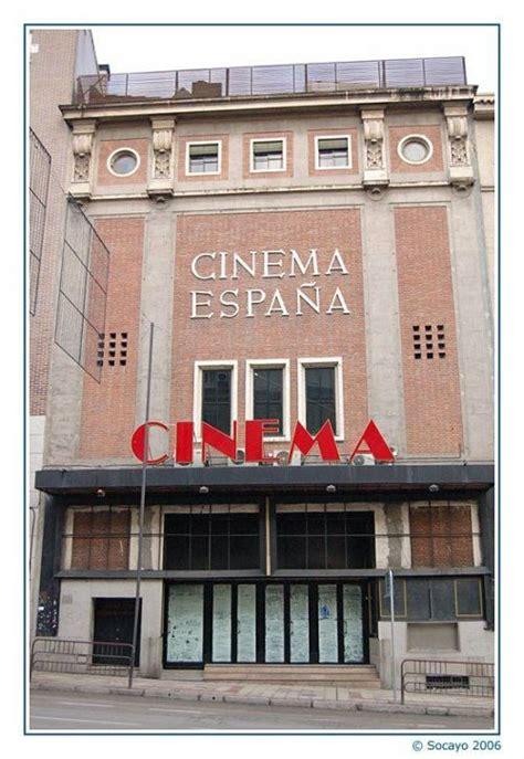 En mi recuerdo el Cinema España. General Ricardos . Madrid ...