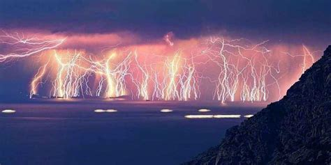 ¿En que lugar de la Tierra caen más rayos?   Vídeos virales