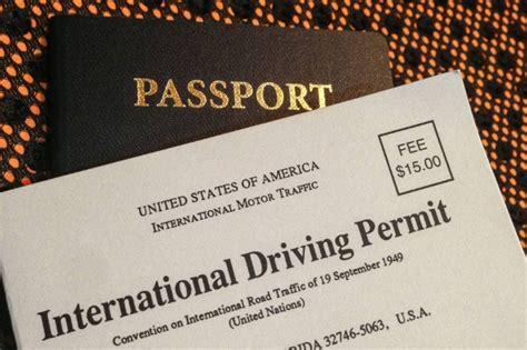 ¿En qué países me vale el carnet de conducir de España ...
