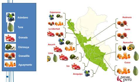 ¿En qué regiones están los cultivos con potencial para ...