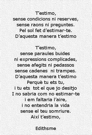 En un petó, sabràs tot el que he callat.  Pablo Neruda