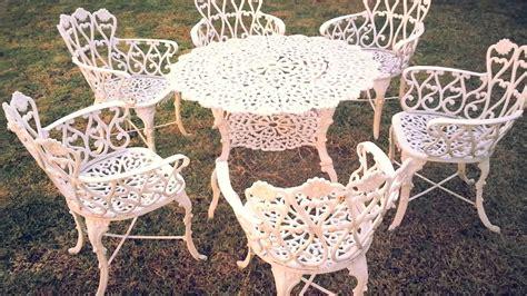 en venta mesa y sillas de jardin metalicas morelia   YouTube