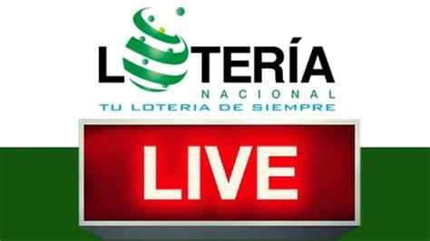En Vivo 09:00 PM Lotería Nacional de hoy 02 de Julio del ...