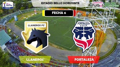 En Vivo | Llaneros FC vs. Fortaleza   Liga Femenina ...