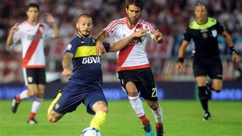 En vivo: Mirá el partido entre River y Boca online ...