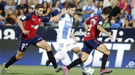 En vivo Osasuna vs Leganés minuto a minuto 27/06/2020 en ...