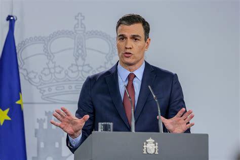 EN VIVO|Pedro Sánchez comparece para dar la última hora de ...