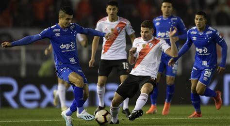 EN VIVO River Plate vs Cruzeiro ONLINE Partidos de hoy ...