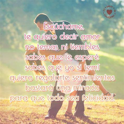 enamorada pareja con poema de amor para dedicar | Frases ...