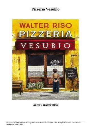 Enamorate de ti walter riso   Walter riso, Libros, Vesubio