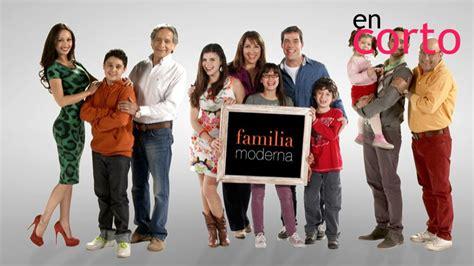 EnCorto: Mega De Chile Estrena La Serie  Familia Moderna ...