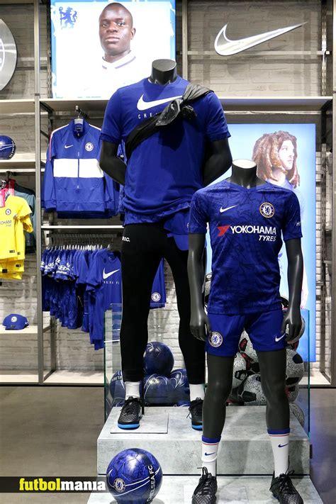 Encuentra la camiseta del Chelsea 2020 en futbolmania.com ...