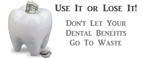 End of the Year Dental Benefits: Use It or Lose It!   Paul ...