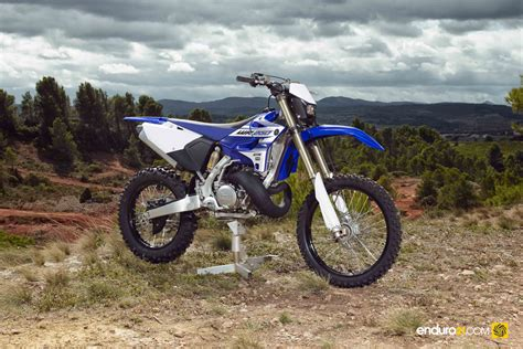 Enduro21   First Look – Yamaha reveal WR250 two stroke for ...
