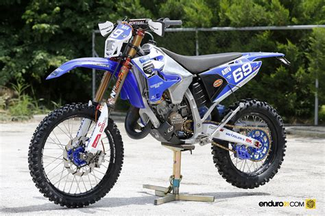 Enduro21   MY RIDE – MIKAEL PERSSON'S YAMAHA YZ 125
