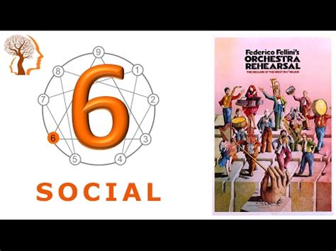 Eneatipo 6 SOCIAL subtipo   EJEMPLO   Por Jordi Pons   YouTube