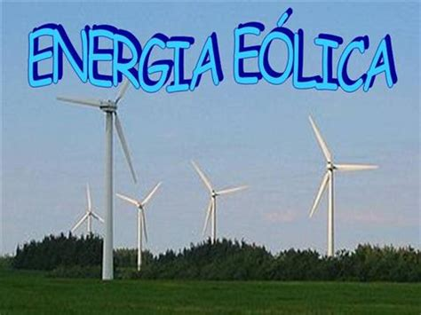 Energía Eólica |authorSTREAM
