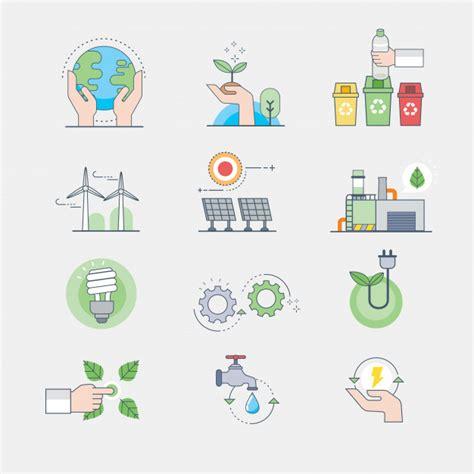 Energía renovable | Descargar Vectores Premium