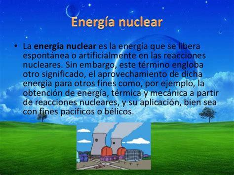 Energia: renovables y no renovables
