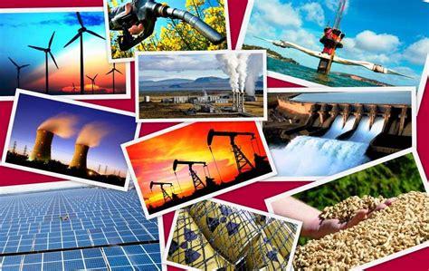Energías renovables y no renovables: Su necesario cuidado ...