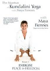 Energise Peace and Freedom   Maya Fiennes