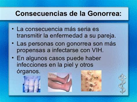 Enfermedades de Transmision sexual: La Gonorrea