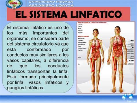 Enfermedades del sitema circulatorio y linfatico