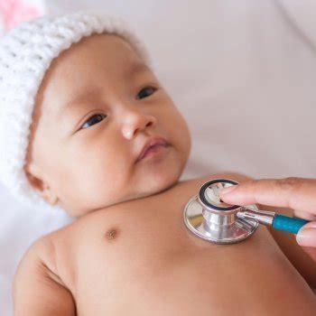 Enfermedades más comunes en bebés de 0 a 1 año